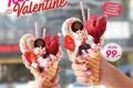 โปรโมชั่น Cold Stone Creamery ไอศกรีม เมนูใหม่ Kiss Valentine วันนี้ ถึง 28 กุมภาพันธ์ 2562