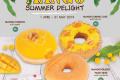 โปรโมชั่น คริสปี้ครีม โดนัท เมนูใหม่ Mango Summer Delight โดนัท มะม่วง ที่ Krispy Kreme วันนี้ ถึง 31 พฤษภาคม 2562