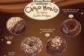 โปรโมชั่น คริสปี้ครีม โดนัท Choco Mania โดนัท ช็อคโกแลต และ Salted Egg Bites Doughnut ที่ Krispy Kreme วันนี้
