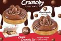 โปรโมชั่น คริสปี้ครีม โดนัท เมนูใหม่ Choco Crunchy ที่ Krispy Kreme วันนี้