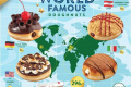 โปรโมชั่น คริสปี้ครีม โดนัท เมนูใหม่ World Famous และ โปรคริสปี้ครีม อื่นๆ ที่ Krispy Kreme วันนี้