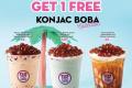 โปรโมชั่น Baskin Robbins เมนูใหม่ Konjac Boba Collection ที่ บาสกิ้น ร็อบิ้นส์ วันนี้