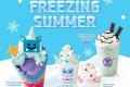 โปรโมชั่น Baskin Robbins Freezing Summer และ โปรบาสกิ้น อื่นๆ ที่ บาสกิ้น ร็อบิ้นส์ วันนี้