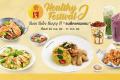 โปรโมชั่น แบล็คแคนยอน Healthy J Festival 2019 อาหารเจ และ เครื่องดื่ม เจ เทศกาลกินเจ ที่ Black Canyon วันนี้ ถึง 11 ตุลาคม 2562