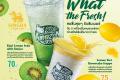โปรโมชั่น คาเฟ่ อเมซอน เครื่องดื่ม เมนูใหม่ What the Fresh เลมอน และ กีวี และ น้ำผักผลไม้ สกัดเย็น และ โปรคาเฟ่อเมซอล อื่นๆ ที่ Café Amazon วันนี้