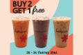 โปรโมชั่น อินทนิล เครื่องดื่ม ซื้อ 2 แถม 1 ฟรี และ เมนูใหม่ Wellness DRINKS+ และ อินทนิล เดลิเวอรี่ โปร อินทนิล อื่นๆ ที่ Inthanin Coffee วันนี้