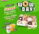 โปรโมชั่น Dunkin Donut ว้าวเดย์ โดนัท 12 ชิ้น 144 บาท วันที่ 16 ม.ค. และ โดนัท รสชาติใหม่ Dream Land ที่ร้าน ดังกิ้น โดนัท วันนี้