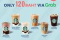 โปรโมชั่น สตาร์บัคส์ เครื่องดื่ม แก้วละ 120 บาท เฉพาะสั่งผ่าน Grab และ เมนูใหม่ เครื่องดื่ม ขนม แก้ว และ ทัมเบลอร์ สุดพิเศษ และ โปรสตาร์บัคส์ อื่นๆ ที่ Starbucks วันนี้