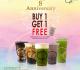 โปรโมชั่น Kamu Tea เครื่องดื่ม ซื้อ 1 แถม 1 ฟรี ฉลองครบรอบ 8 ปี ที่ คามุ วันนี้ ถึง 30 กันยายน 2562