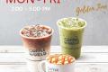 โปรโมชั่น คอฟฟี่ เวิลด์ เครื่องดื่ม ซื้อ 1 ฟรี 1 เฉพาะ 14:00 - 17:00น. สาขาที่ร่วมรายการ และ เมนูใหม่ world series coffee กาแฟ นานาชาติ สูตรต้นตำรับ และ วาฟเฟิล เฟสติวัล ที่ Coffee World วันนี้