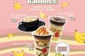 โปรโมชั่น อินทนิล เครื่องดื่ม เมนูใหม่ Banoffee บานอฟฟี่ ที่ Inthanin Coffee วันนี้ ถึง 15 กันยายน 2563
