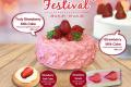 โปรโมชั่น กาโตว์ เฮ้าส์ Strawberry Festival ที่ Gateaux House วันนี้ ถึง 31 มกราคม 2562