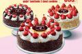 โปรโมชั่น สเวนเซ่นส์ ไอศกรีมเค้ก เค้กเฟสติวัล ลดราคา เพียง 699 บาท (จากปกติ 855 บาท) ที่ swensen's วันนี้ ถึง 31 สิงหาคม 2562