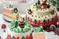 โปรโมชั่น สเวนเซ่นส์ ไอศกรีมเค้ก คริสต์มาส เค้ก ที่ swensen's วันนี้