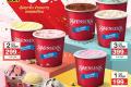 โปรโมชั่น สเวนเซ่นส์ เดลิเวอรี่ ไอศกรีม และ เค้ก ราคาพิเศษ เมื่อสั่งผ่าน 1112 , Grab หรือ Line Man