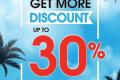 โปรโมชั่น Speedo Buy More Get More ยิ่งซื้อมาก ยิ่งลดมาก ลดสูงสุด 30% ที่ Speed วันนี้ ถึง 3 มีนาคม 2562