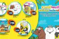 โปรโมชั่น Tesco Lotus Express สะสมแสตมป์ E-Stamp แลก ของ พรีเมี่ยม We Bare Bears สามหมี จอมป่วน ที่ เทสโก้ โลตัส เอ็กซ์เพรส วันนี้ ถึง 7 สิงหาคม 2562