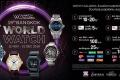 งาน 19th BANGKOK WORLD WATCH นาฬิกา แบรนด์ดัง ลดสูงสุด 50% ที่ เดอะมอลล์ , เอ็มโพเรียม, พารากอน วันนี้ ถึง 31 ธันวาคม 2562