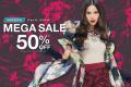 โปรโมชั่น วัตสัน Mega sale สินค้า ลดสูงสุด 50% และ สินค้าราคาพิเศษ วันนี้ ถึง 23 มกราคม 2562