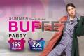 โปรโมชั่น วัตสัน ซัมเมอร์ บุฟเฟ่ต์ summer buffet สินค้า 3 ชิ้น 199 บาท และ 299 บาท และ สินค้าแลกซื้อ ลด 50% วันนี้ ถึง 22 พฤษภาคม 2562