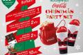โปรโมชั่น ชุด Coca-Cola Christmas Party Set 2019 ที่ โรงภาพยนตร์ในเครือ เมเจอร์ วันนี้ ถึง 31 มกราคม 2563