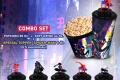 โปรโมชั่น ชุด ป๊อปคอร์น Spider - Man Combo Set , Dragonball Super Combo Set และชุดอื่นๆ ที่ โรงภาพยนตร์ในเครือ SF